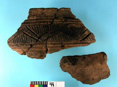 CAMTN/07: Neolítico Final. Posible imitación de campaniforme. Poblado de Montenegro (Moaña, Pontevedra)